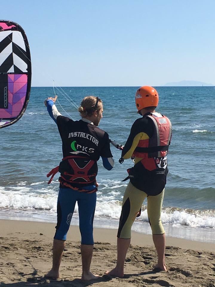 pks beach kite vela windsurf sup xpress