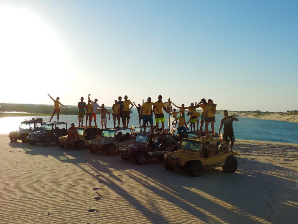 pks kitesurf brasile